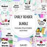 Early Reader Bundle (Printables)