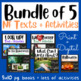Early Reader MEGA Bundle:  Books 1-15 using Fry's First 100 Words