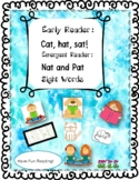 Short a, Early and Emergent Reader: Cat, hat, sat! (Intera