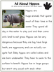 Early Reader Nonfiction Animal Articles