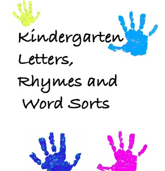 Early Reader RTI : Letter Recognition and Identification