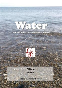 Early Reader Series No. 3: Water