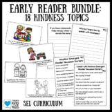 Early Reader Set: Kindness SEL Curriculum Bundle