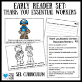 Early Reader Set: Thank Essential Workers & Community Work