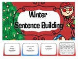 Christmas Early Readers 2 {Building Sentences}