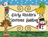 Early Readers Building Sentences