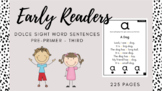 Early Readers - Sight Word Reading Activity