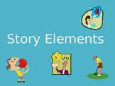Early Readers - Story Elements Powerpoint