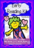 Comprehension, Fluency & Expression   Book 1 Early Reading Kit (Short Vowel 'o')