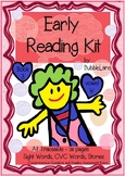 Comprehension, Fluency & Expression  Book 3 Early Reading