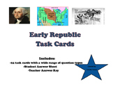 Early Republic Task Cards