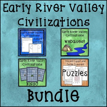 Early River Valley Civilizations Bundle
