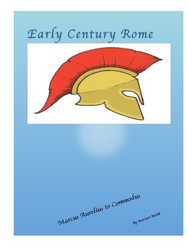 Early Roman Emperors (of the 1st Century)