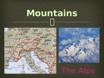 Early Roman History PowerPoint  Geography and Origin (Ancient Rome)
