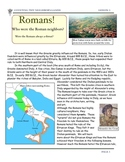 Early Roman Neighbors: The Etruscans & Greeks by Don Nelson