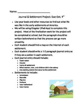 Early Settlement Project
