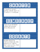 Early Settlements Interactive Vocabulary Word Wall: Roanoke, Jamestown, Plymouth