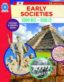 Early Societies, 3000 BCE-1500 CE Grade 4: Heritage & Iden