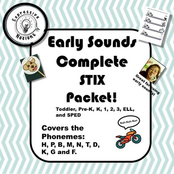 Early Sounds Complete STIX Packet
