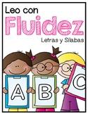 Early Spanish Reading Fluency--Bundled for Savings!