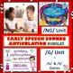 Early Speech Sounds Articulation Bundle: B, D, G, H, K, M,