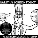 Early US Foreign Policy