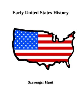 Early U.S. History Study Guide/Note-Taker