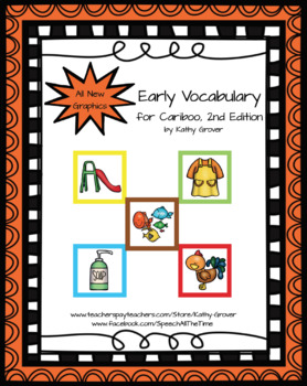 Early Vocabulary for Cariboo, 2nd Edition