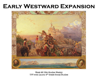 Early Westward Expansion PPT Presentation EDITABLE