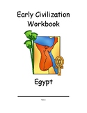 Early World Civilizations - Egypt