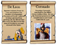 Early World Explorers 22 Fact Cards, Bulletin Board, Time Line, Trading Cards