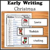 Early Writing - Christmas