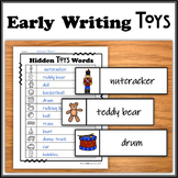 Early Writing - Toys