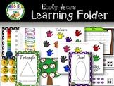 Early Years Learning Folder
