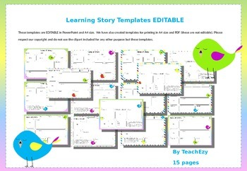 Early years learning framework planning templates gallery for Early years learning framework planning templates