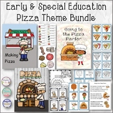 Special Education and Early Learners Pizza Theme Bundle