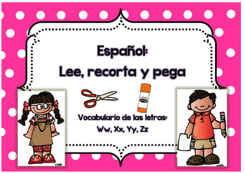 Early literacy in Spanish
