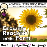 Early literacy skills emergent reading phonemic aware decoding spelling fluency