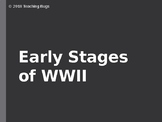 Early stages of WW2 powerpoint
