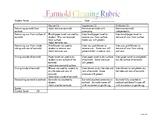 Earmold Cleaning Rubric