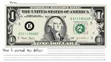 Earning Wages FREEBIE writing