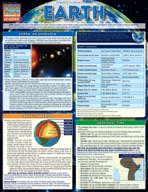 Earth - QuickStudy Guide