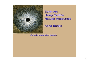 Earth Art: Earth's Natural Resources