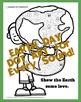 Earth Day Dot Art {No Prep!}