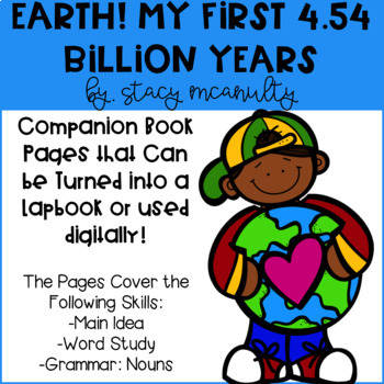 Earth! Book Companion