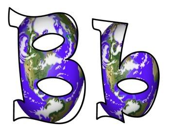 Earth Bulletin Board Letters