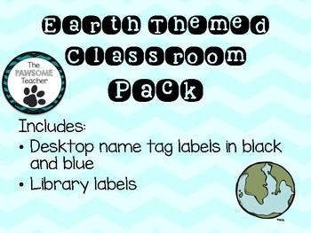 Earth Classroom