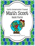 Earth Conservation Themed Math Scoot
