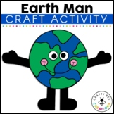 Earth Craft   Space Activities   Outer Space Theme Unit   Earth Day Craft