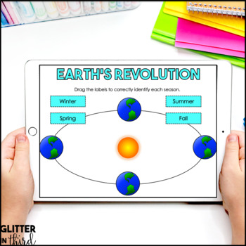 Earth Cycles for Google Drive & Google Classroom